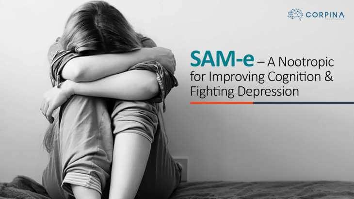 sam e dosage depression anxiety
