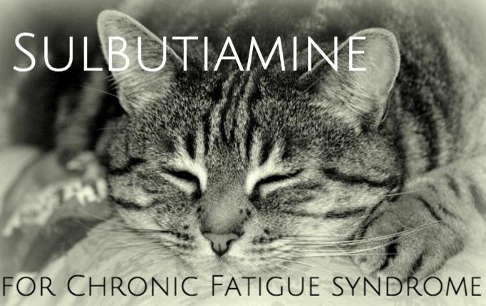 does sulbutiamine work for cfs?