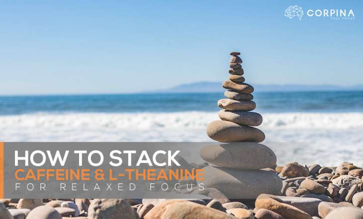 how to take l theanine and caffeine