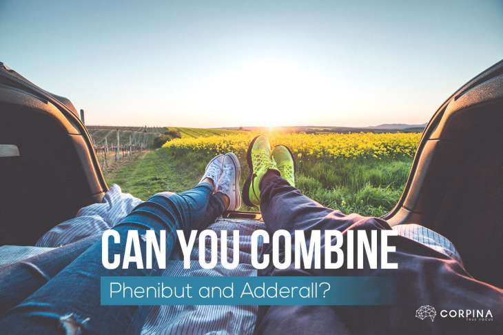Can You Take Phenibut and Adderall Together?