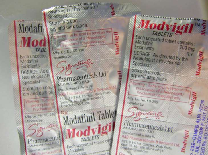 3 packs of modafinil (modalert) just arrived in the mail.