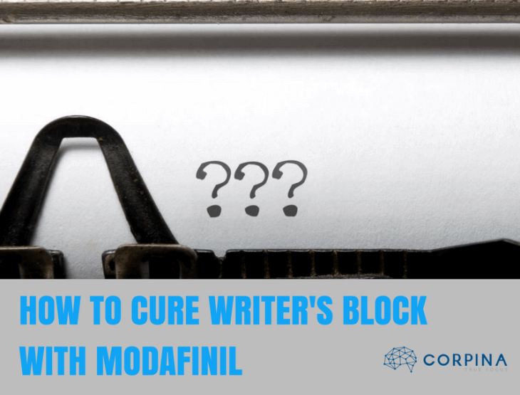 How to Cure Writer's Block with Modafinil