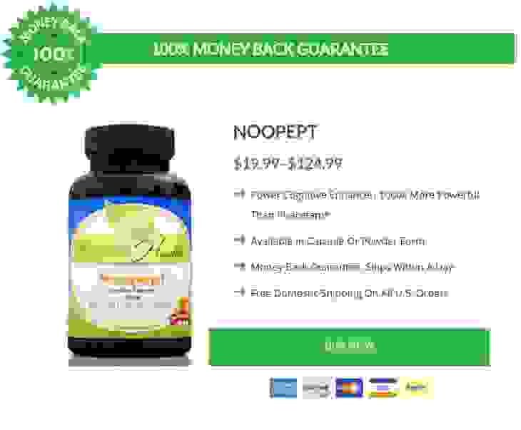 Noopept is considered the best Nootropic for potency, value and safety by many people in the world of brain supplements