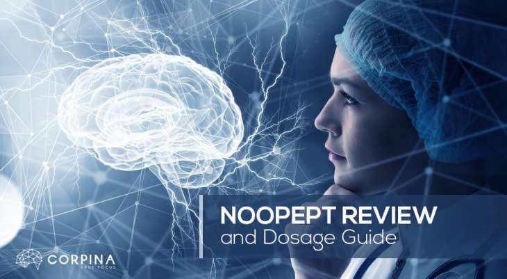 beginner's review of noopept and how much to take