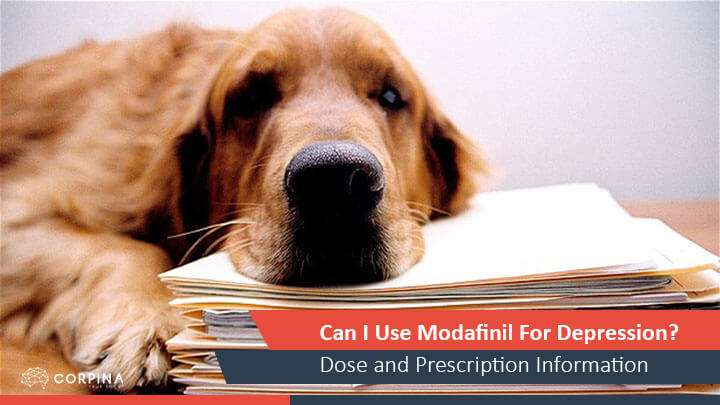 best modafinil depression treatment