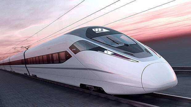 super-maglev-train