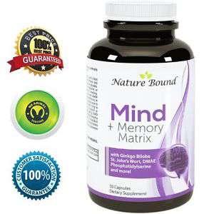nature bound mind +memory matrix