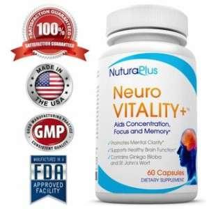 Nutura Plus neuro vitality plus