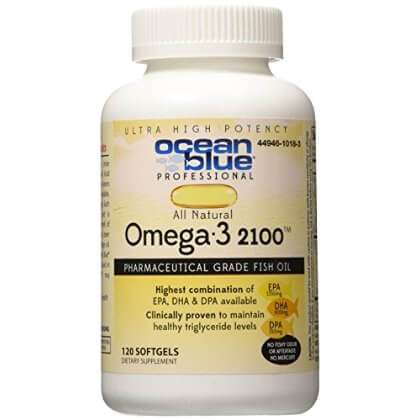 Top 6 fish oil supplements for improved memory corpina for Ocean blue fish oil