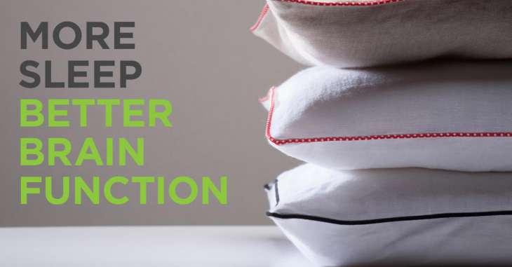 main functions of sleep that matter