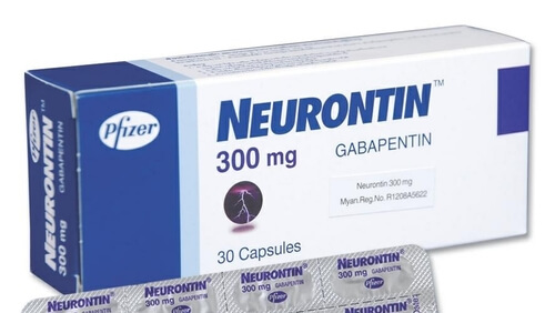 box of neurontin 300mg to get high
