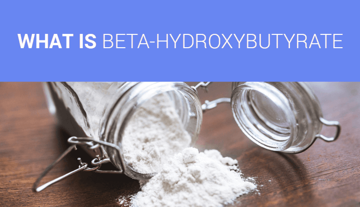 bottle of beta-hydroxybutyrate - what is it and side effects of ketone supplement